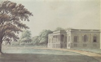 the garden house of the late mrs. stephenstone by hubert cornish
