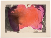 causeway (doctors of the world collection) by helen frankenthaler