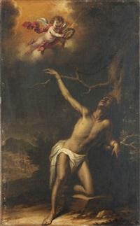 saint sebastian by juan de valdés leal