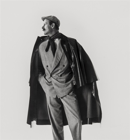 norman parkinson by irving penn