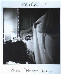 bel air, emma thompson, 7:59 am by veronique vail