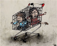 attention, animaux sauvages by dran