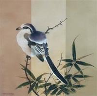 宋朝的小鸟 by he sen