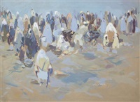 jour de marché by mohamed krich