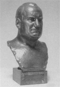 bust of enrico caruso by joseph anthony atchison