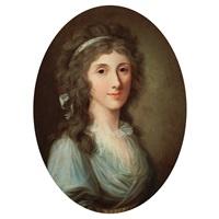 portrait of a lady by joshua reynolds