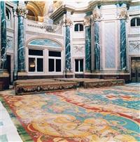 palacio real madrid by candida höfer