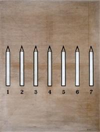 le matite by tino stefanoni