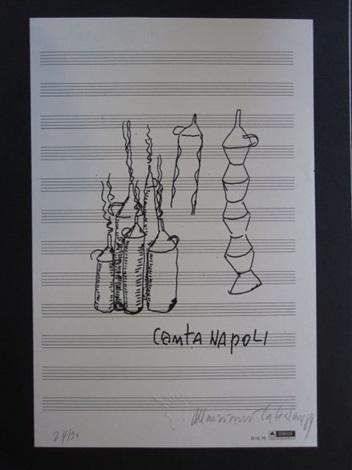 portfolio napoli portfolio of 4 by maurizio cattelan