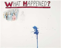 what happened? by jim torok