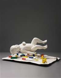portrait of an artist as a young man by marc quinn