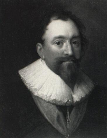 portrait of <b>william herbert</b>, 3rd earl of pembroke by daniel mytens - daniel-mytens-portrait-of-william-herbert,-3rd-earl-of-pembroke