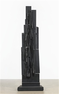 spire by louise nevelson