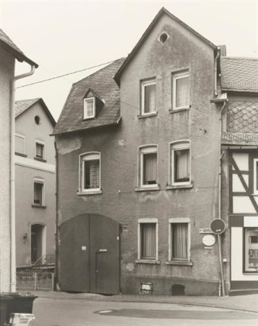 montabaur westerwald germany by bernd and hilla becher