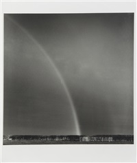 untitled (black and white rainbow) by sam taylor-wood