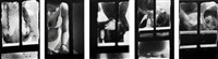 untitled (+ 4 others; 5 works from the window series) by merry alpern