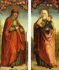 bildnis eines heiligen by danube school (16)