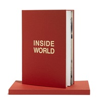 inside world (set of 2) by richard prince
