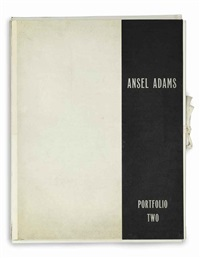 portfolio ii: the national parks and monuments by ansel adams