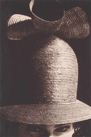 untitled woman with hat by richard prince