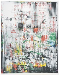 ice 2 (b. 123) by gerhard richter