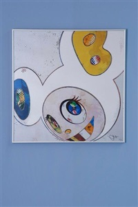 white by takashi murakami