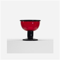 aulica vase by ettore sottsass
