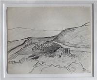 moorland by keith vaughan
