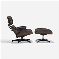 670 lounge chair and 671 ottoman by charles and ray eames