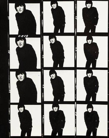 john lennon janvier by david bailey