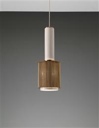 hand grenade ceiling light, model no. a111 by alvar and aino aalto
