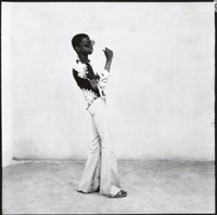 un yéyé en position by malick sidibé