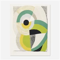 cercles by sonia delaunay-terk