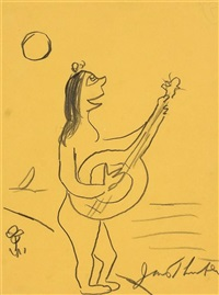 the musician (+ 2 others; 3 works) by james thurber