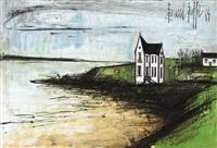 maison pres de la plage by bernard buffet