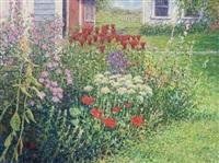 a vermont garden by wally ames
