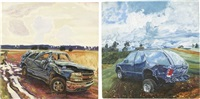 gm blazer ls 4, 3i auto and chevrolet tahoe lt 5, 3l auto ii by kerim ragimov