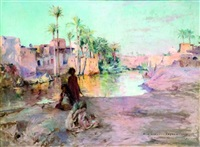medineh el-fayoum by georges gasté