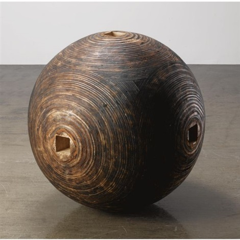 burnt sphere by jackie winsor