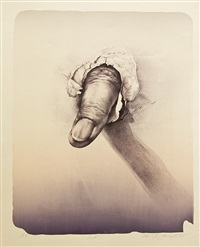 finger by oldrich kulhánek