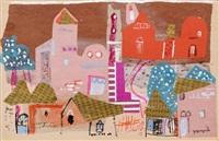 rosa häuser by elisabeth ahnert