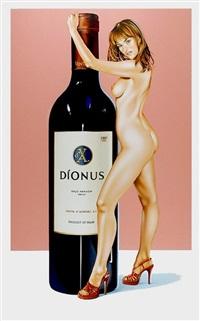 dionus by mel ramos