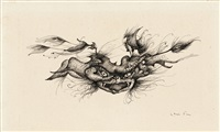 work by leonor fini