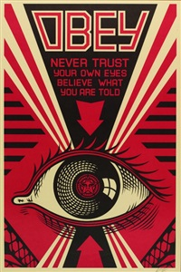 obey eye by shepard fairey