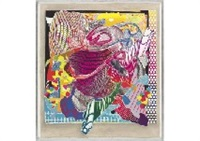 feneralia from imaginary places by frank stella