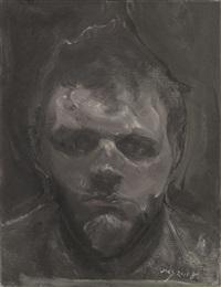 肖像 (portrait) by mao yan