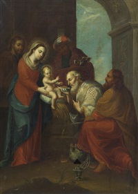 the adoration by miguel cabrera
