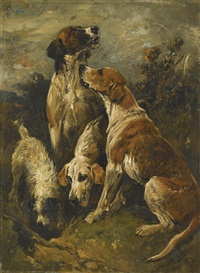 hounds by john emms