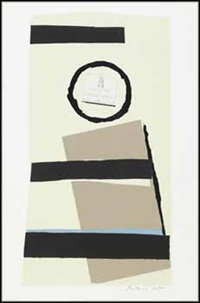 pauillac #1 by robert motherwell