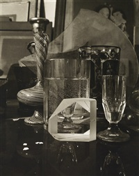 a portfolio titled 10 photographs 1940-1962 (portfolio of 10) by josef sudek